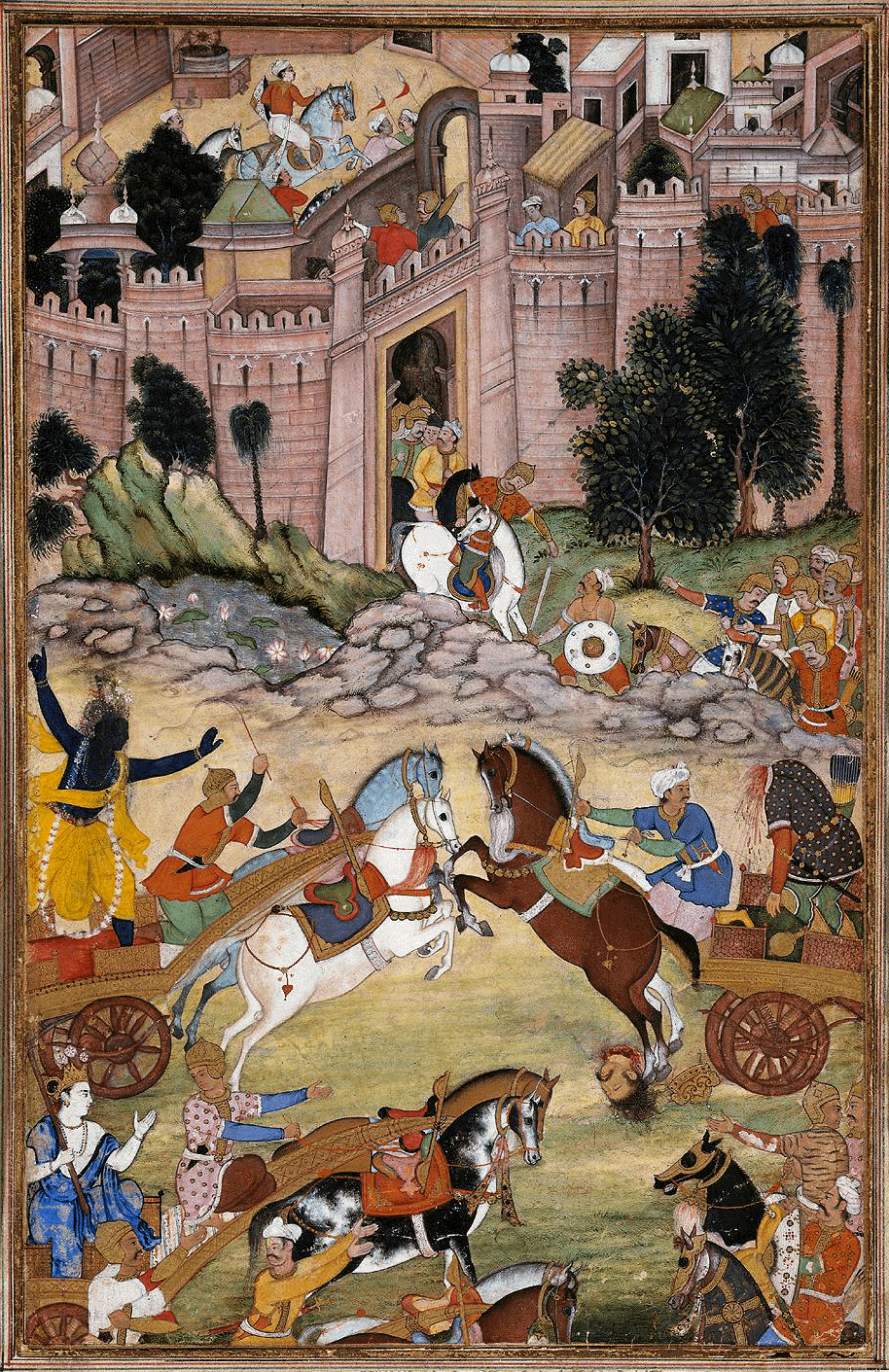effect of mughal empire in modern india Learn about the mughal empire that ruled most of india and pakistan in the 16th and 17th centuries.