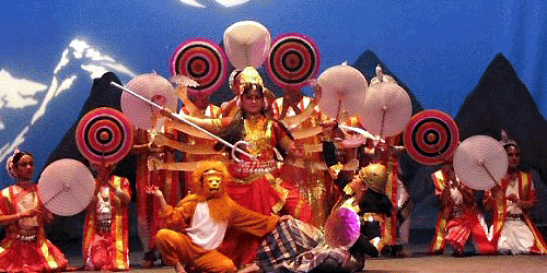 Ancient Indian dance drama performed for first time in Alberta