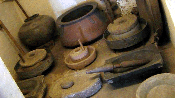 Ancient Indian Kitchen Gear Udaipur